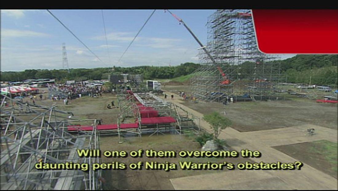 Ninja Warrior 2101