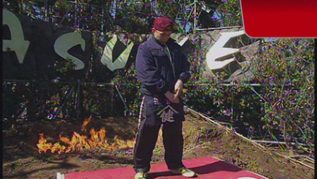 Ninja Warrior 1101