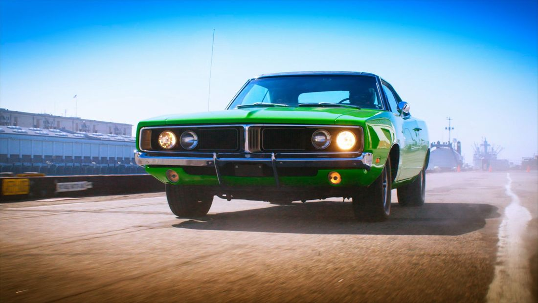 Esquire Network - Watch Full Episodes | Esquire Network | Muscle Cars